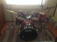 PDP M5 Fusion Drum Kit Complete Set Green Valley Liverpool Area Preview