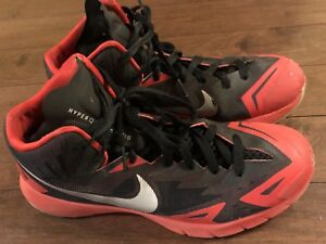 Nike hyper quickness basketball shoes size 7.5