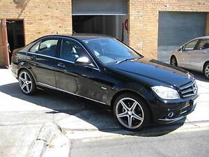 2007 Mercedes-Benz C200 ELEGANCE SEDAN MECH/BODY A1 Heidelberg Heights Banyule Area Preview