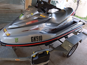 Wanted complete seadoo rx milennium edition  not running Chiltern Indigo Area Preview