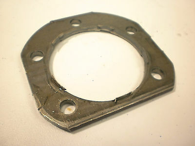 Bracket 5 Hole - Trailer Brake Backing Plate Flange 5200, 6-7000# Axle 3-1/8