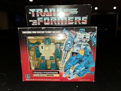 Hasbro Transformers Generation 1 - Series 2 1985 - Jumpstarters, Twin Twist Act…