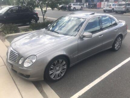 2008 Mercedes Benz E280 Elegance Luxury, Immaculate condition!! Gungahlin Gungahlin Area Preview