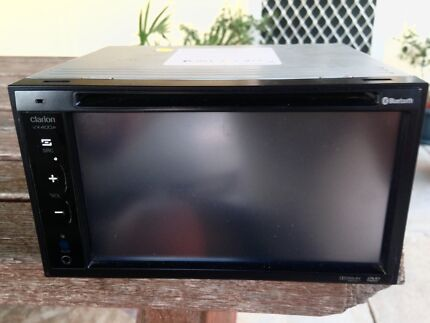 "Clarion 6.5"" Multimedia Player - VX400A"