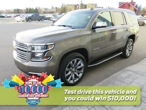 2016 Chevrolet Tahoe LTZ Fully loaded v8 with room for 8!