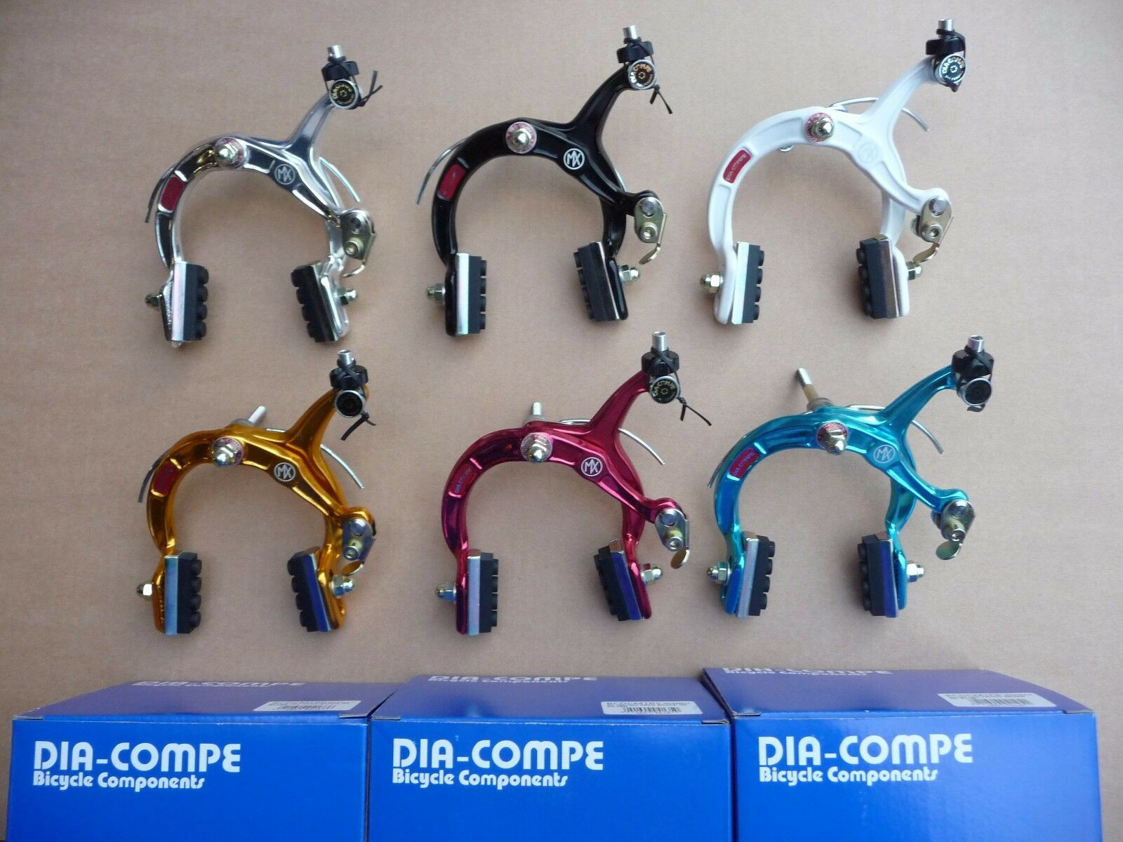 Dia-Compe MX1000 Front Caliper Brake Oldschool BMX Old School Burner Skyway GT