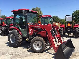 2017 Mahindra 2538 4WD 38HP -  Worlds #1 Selling Tractor Brand!