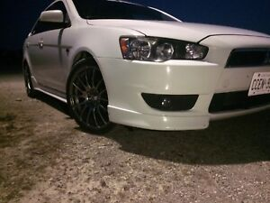 2008 5 speed manual Mitsubishi Lancer