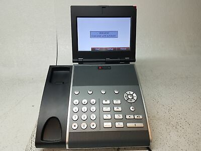 Polycom Vvx 1500 2201-18061-001 Voip Business Media Phone No Handset Reset