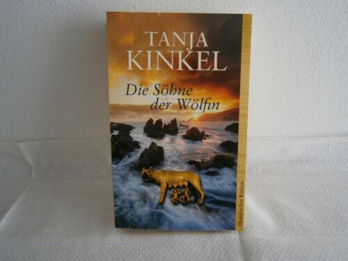 Die Söhne der Wölfin von Tanja Kinkel Roman historisch