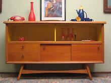 Retro*Funky*Mid Century*Teak Sideboard*Buffet*Danish Design Narellan Camden Area Preview