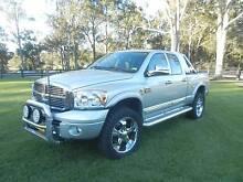 2008 Dodge Ram Raymond Terrace Port Stephens Area Preview