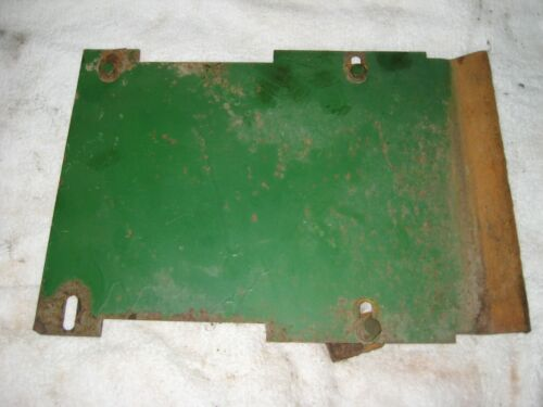 John Deere 14T Baler Plunger Shield