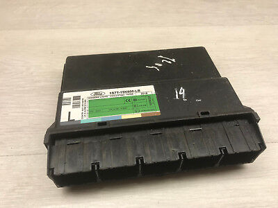 A87 FORD CENTRAL LOCKING MODULE 1S7T-15K600-LB / 5WK48744C