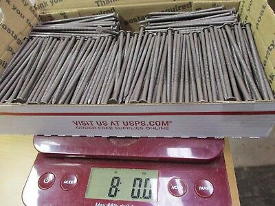 8 Pounds. 3-12 Brown Stainless Steel Siding Nails. Ring Shank. 304 16d 712