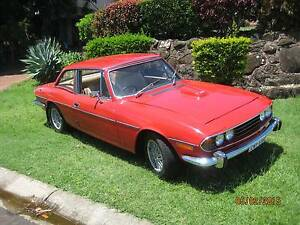 TRIUMPH STAG CONVERTIBLE 1972 AUTO HARD AND SOFT TOP Banora Point Tweed Heads Area Preview