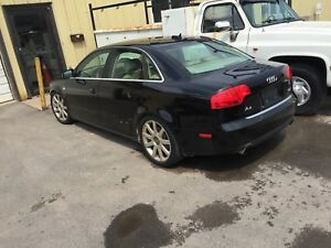 2006 Audi A4 2.0T safety and e tested 210k km 4,700$ Obo