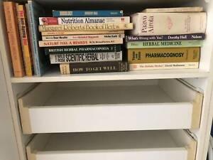 Herbal and Naturopathic Books