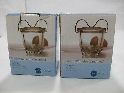 Jenaer Glas Edition Wilhelm Wagenfeld Eierkoch No 1 Schüssel 65 ml