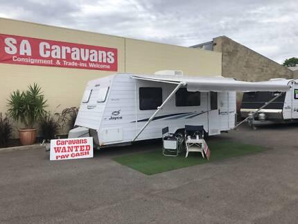 Jayco Starcraft 19' Caravan with Rear Ensuite