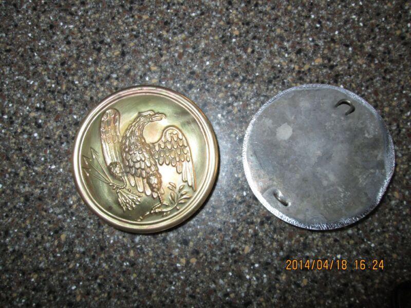 Eagle breast plate