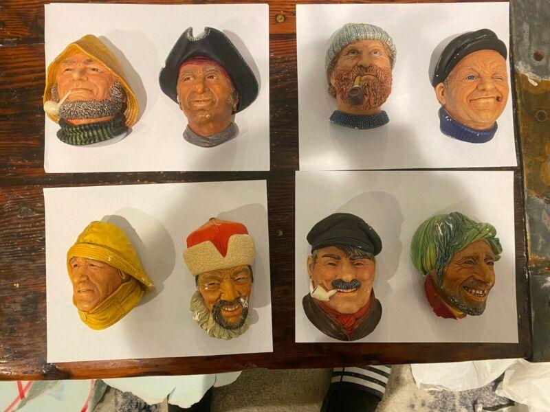 8 Bosson heads