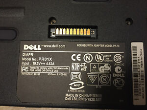 Dell PR01X Port Replicator Docking Station for sale