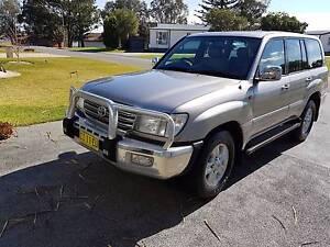2004 Toyota LandCruiser Wagon Port Macquarie Port Macquarie City Preview