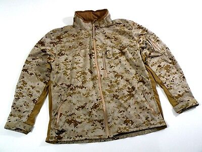 USMC Combat Desert Jacket 180S MARPAT Extra Large Regular Marine Corps GORE-TEX for sale  Virginia Beach