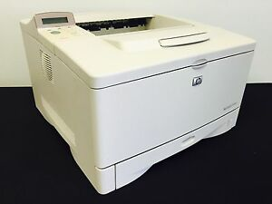 Configurar ip laserjet 4000/4050/4100/5000 youtube.