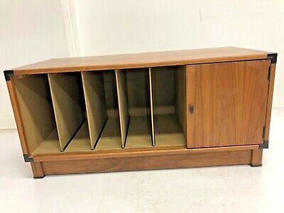 """Details about  /Pit Pal 2-Shelf Storage Cabinet w Dual-Paper Towel Holder 26/""""W x 7/""""D x 24/""""H"""