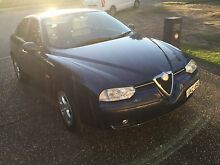 2000 Alfa Romeo 156 Sedan Mount Colah Hornsby Area Preview