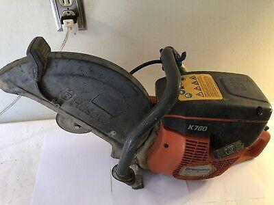 Husqvarna K760 Concretecut Off Saw - For Partsrepair