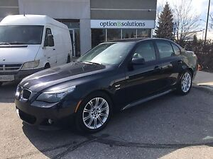 2010 BMW 535IX M Sport Package :Direct Guarantied Financing
