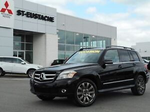 2010 Mercedes-Benz GLK-Class GLK350 4MATIC TOIT PANORAMIQUE ** C