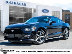 2016 Ford Mustang V6| 6-Speed Manual | Bluetooth |