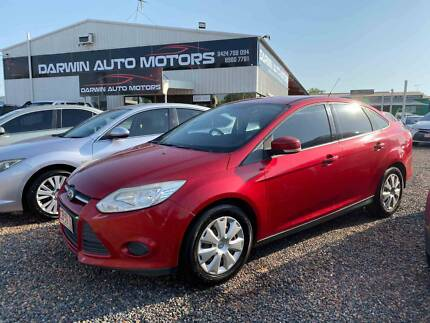 2012 Ford Focus AMBIENTE Manual Sedan Durack Palmerston Area Preview
