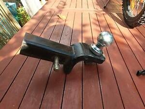 Commodore Station Wagon Roofracks, Tow Ball and Cargo Blind Ashfield Ashfield Area Preview