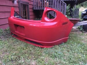 Cobalt SS rear bumper with lip
