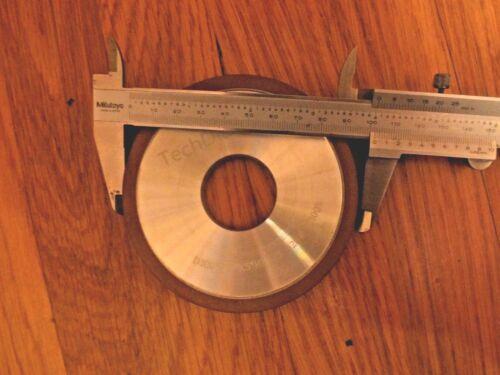 Diamond Resin Bond Wheel  1A1 4 Inch