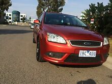 Ford focus turbo diesel  TDCI 2008 .158000 km Meadow Heights Hume Area Preview