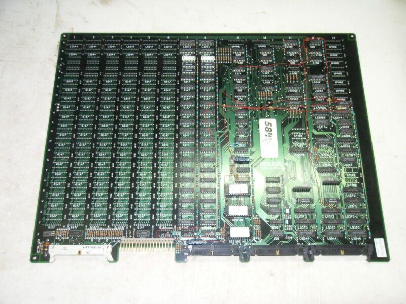 (A13) 1 GOULD MODICON AS-506P-002 REV C21 MEMORY MODULE