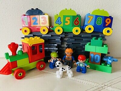 LEGO DUPLO Train and Tracks Lot Number Train Set Building Blocks