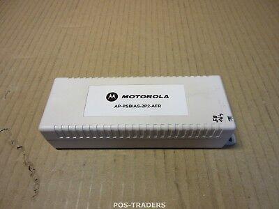Motorola PD-3501G/AC Power Injector 1 Port POE AP-PSBIAS-2P2-AFR