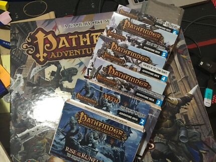 Pathfinder Adventure Card Game Bundle