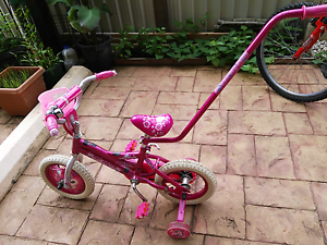 Kid's bicycle with handle Westmead Parramatta Area Preview