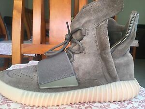 Yeezy 750 Chocolate Bentley Canning Area Preview