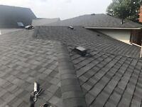 Affordable roofing &  Eavestrough repairs