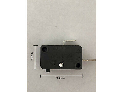 Brand New Defond Dmc-1115 Micro Limit Switch 2 Pins 15a 250vac Normally Closed