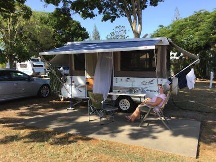 Jayco caravan Little Mountain Caloundra Area Preview